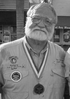 1986 Winner Fred Johnson
