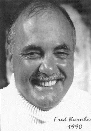 1990 Winner Fred Burnham