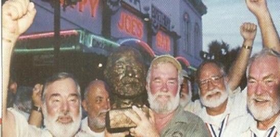 1999 Winner Rick Kirvan