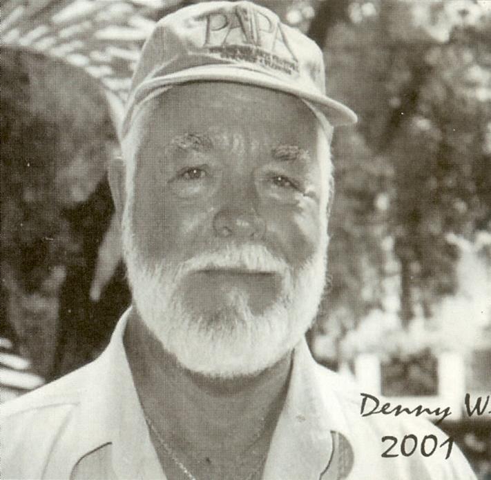 2001 Winner Denny Woods