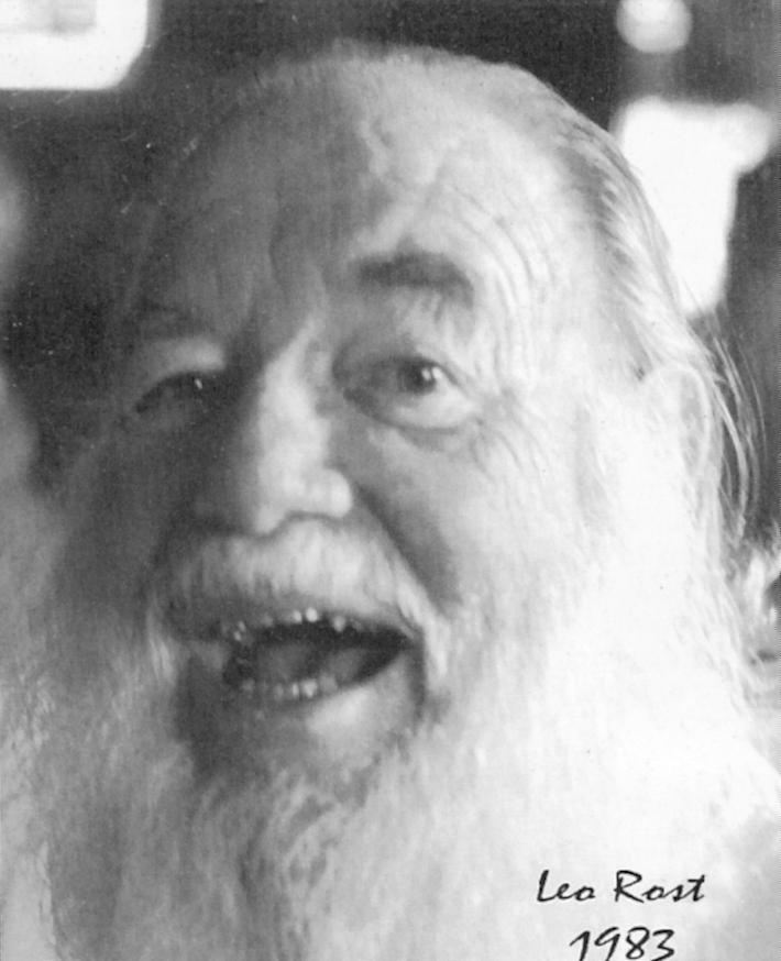 1983 Winner Leo Rost
