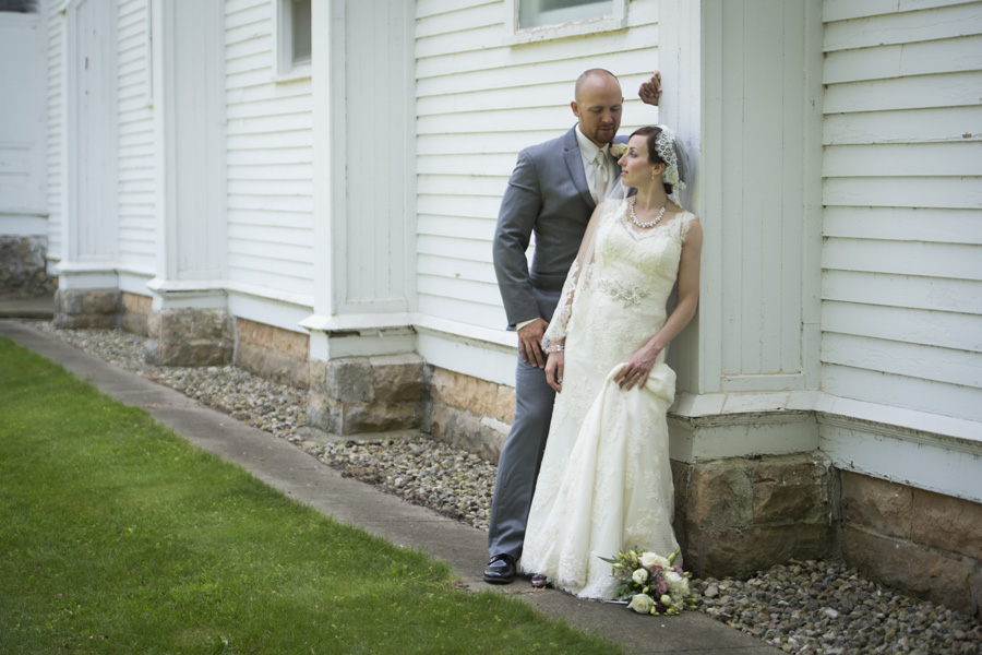 Jeff & Lindsey | Southwest Minnesota Small Town Wedding