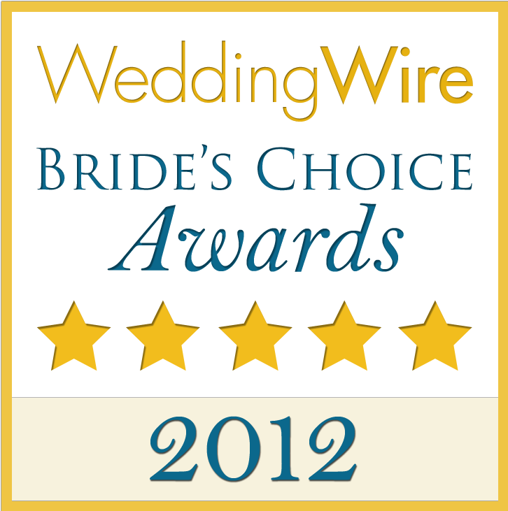 Richard Barlow Photography - Wedding Wire Bride's Choice Award Winner 2012