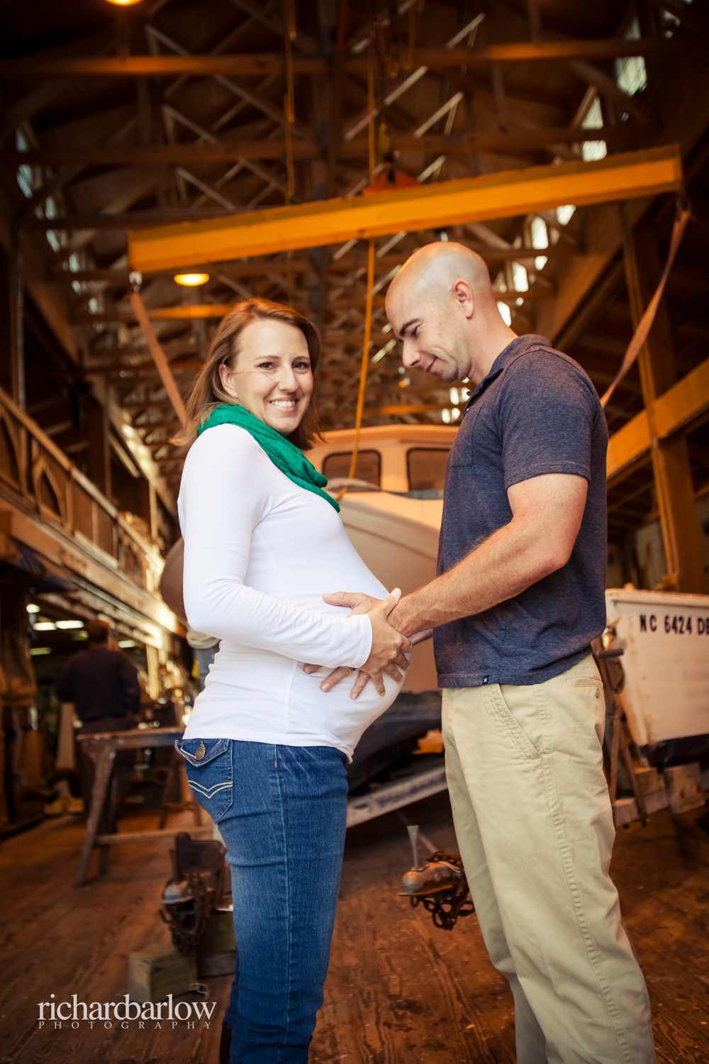 richard barlow photography - Sarah Maternity Session - Beaufort waterfront-11.jpg