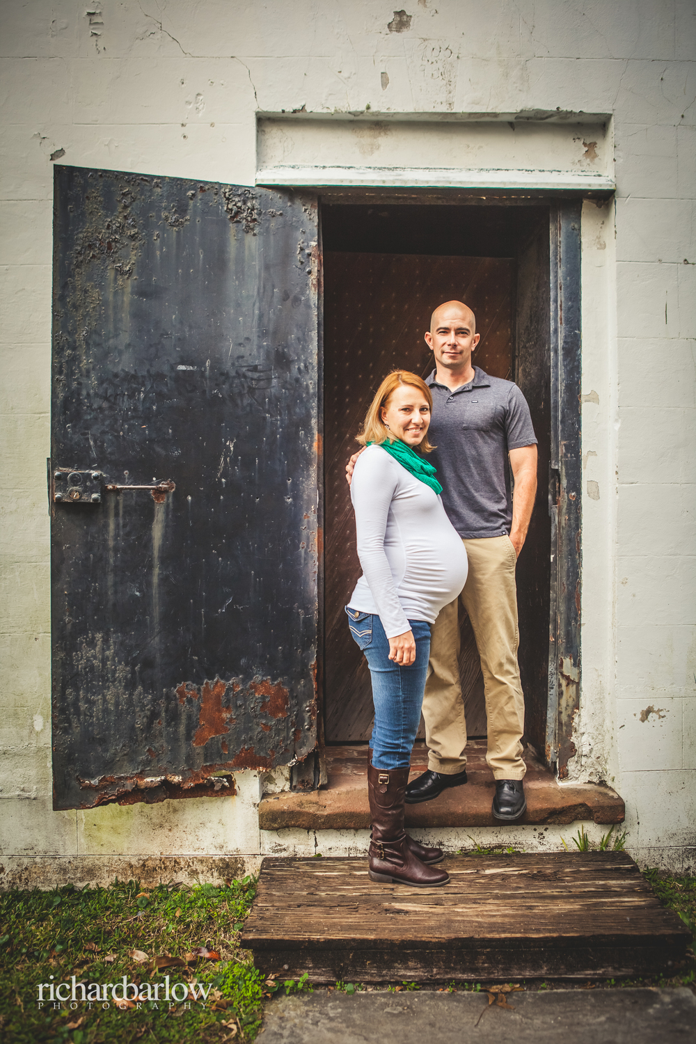 richard barlow photography - Sarah Maternity Session - Beaufort waterfront-10.jpg