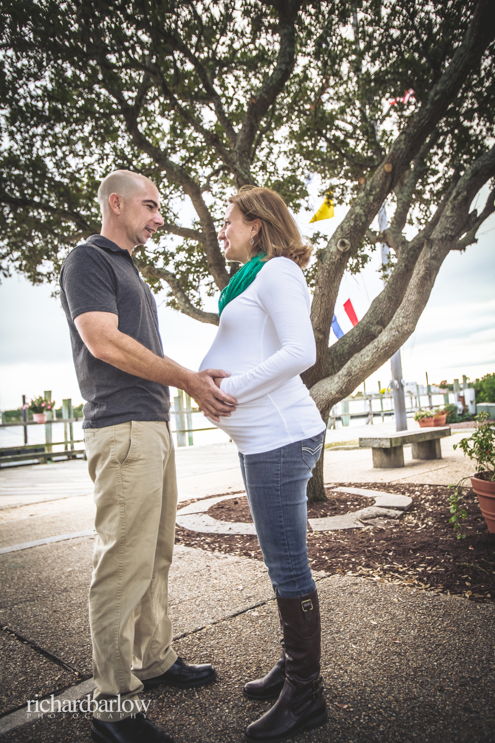 richard barlow photography - Sarah Maternity Session - Beaufort waterfront-20.jpg