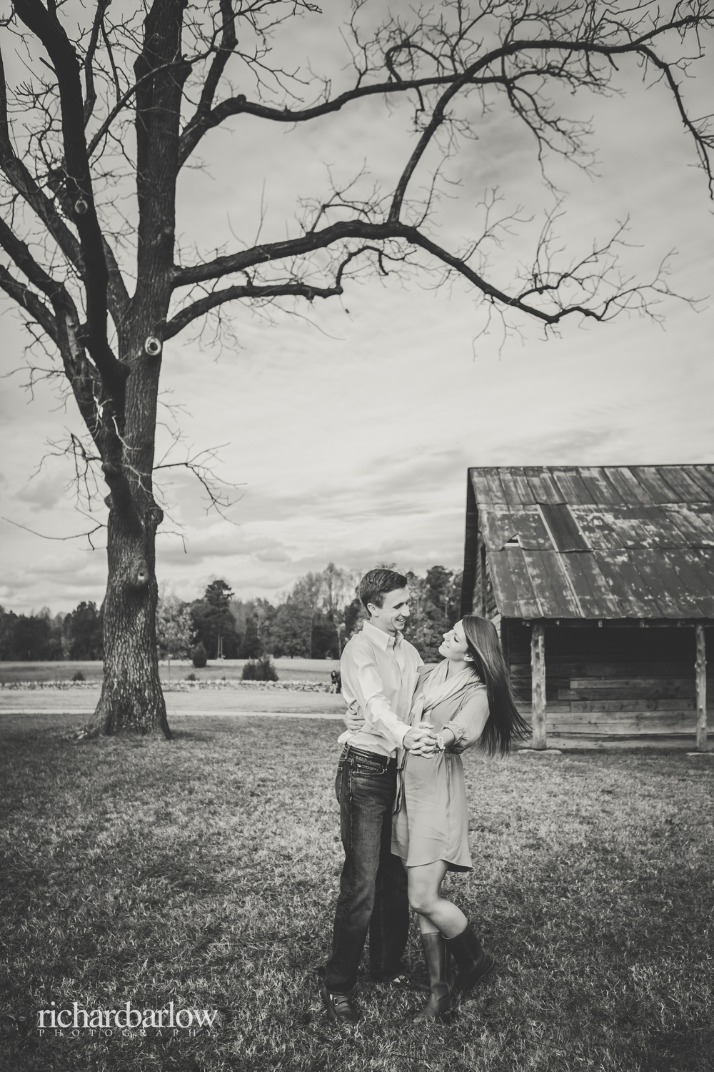 richard barlow photography - Graham and Lauren Engagement Session Wake Forest-11.jpg