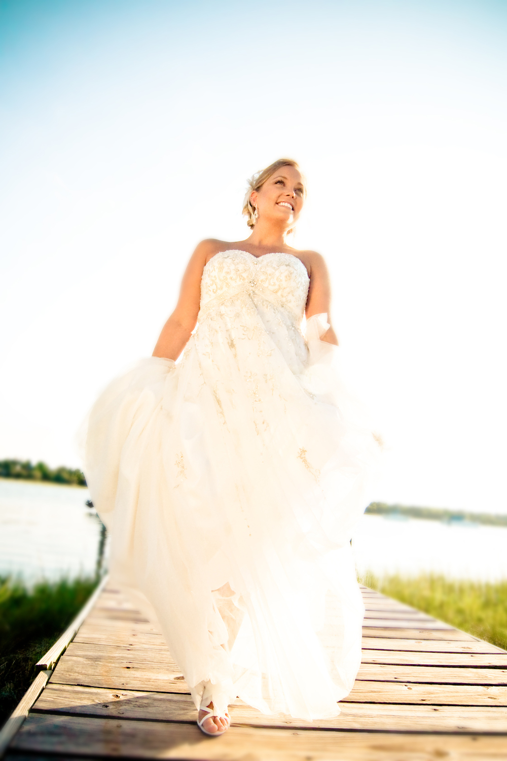 richard barlow photography - Bridal Portrait Photography Coastal North Carolina