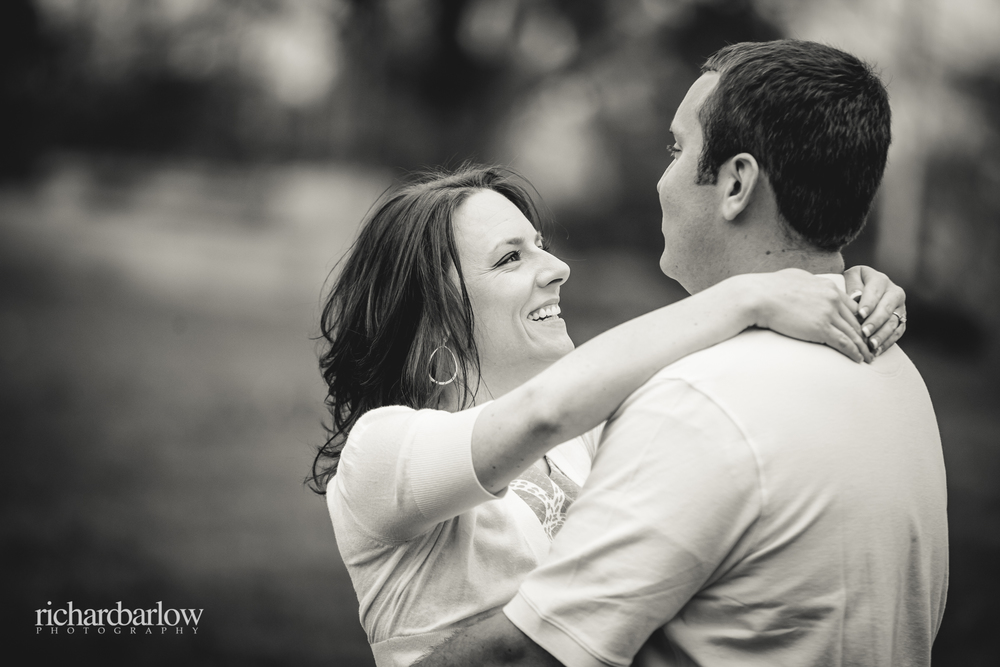richard barlow photography - Jason and Karen Engagement Session NC State-2