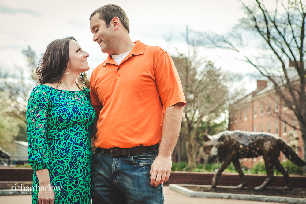 richard barlow photography - Jason and Karen Engagement Session NC State-14.jpg