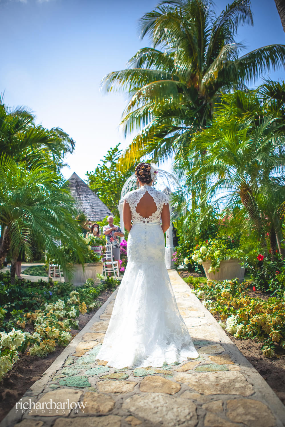 Sandals Antigua Grande Destination Wedding