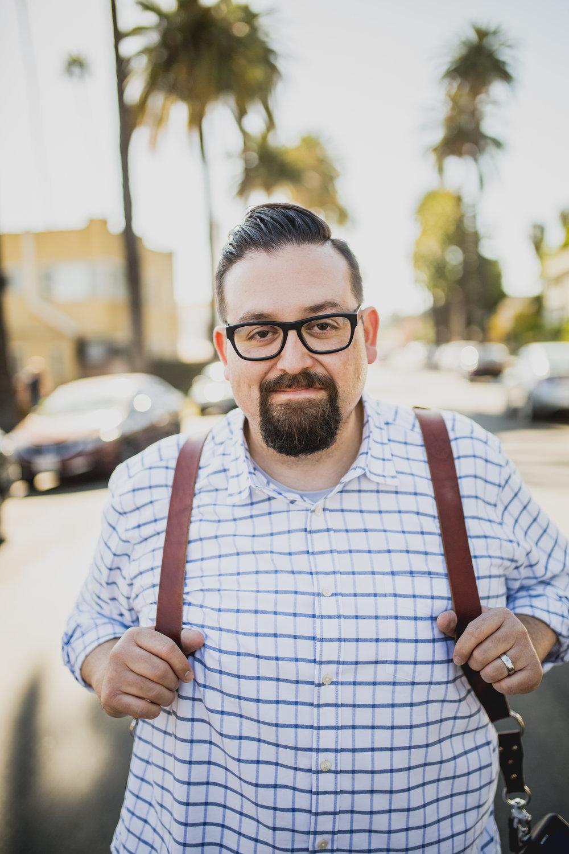 Richard Barlow - Los Angeles