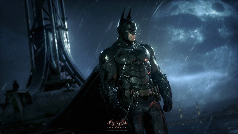 Batman: Arkham Knight image from Warner Bros Interactive
