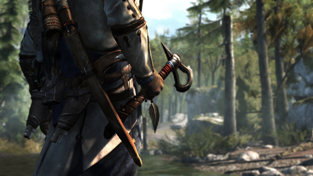 Assassin's Creed III   image from  Sony Entertainment