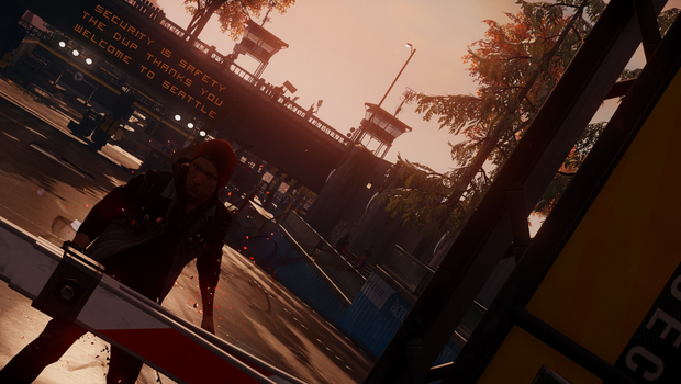 inFAMOUS SecondSon screenshot by Mary Harrigan