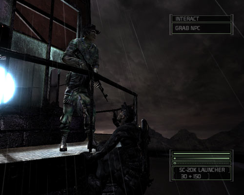 Splinter Cell: Chaos Theory image from Ubisoft