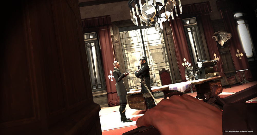 Dishonored  screenshot from  Bethesda