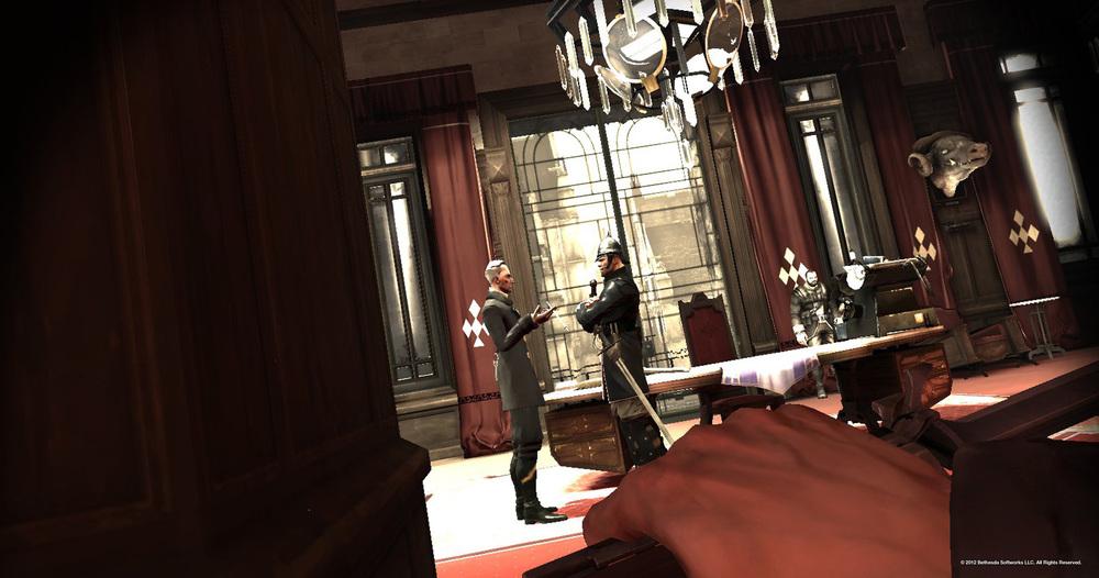 Dishonored screenshot from Bethesda