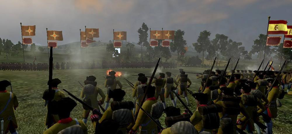 Screenshot from  Empire: Total War  by Zach Yost.