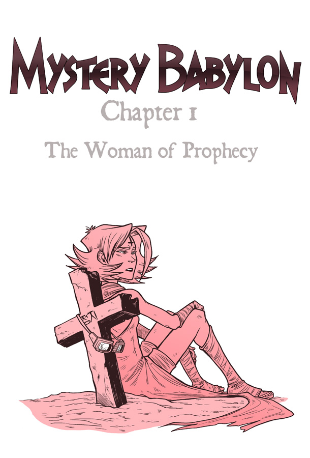 Image from Mystery Babylon Ch. 1
