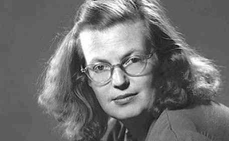 The Lottery author Shirley Jackson