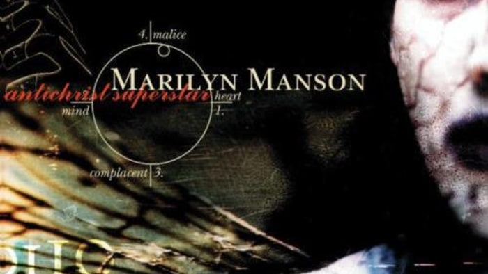 MORAL PANIC MONTH #7: Antichrist Superstar, by Marilyn Manson (1996)