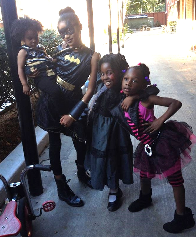 Halloween 2014: Covenant House 'WEENSTERS strike a pose in their 'WEEN DREAM costumes