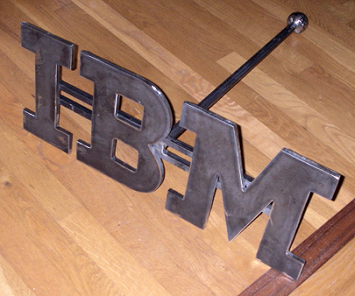 IBM Steel Brand
