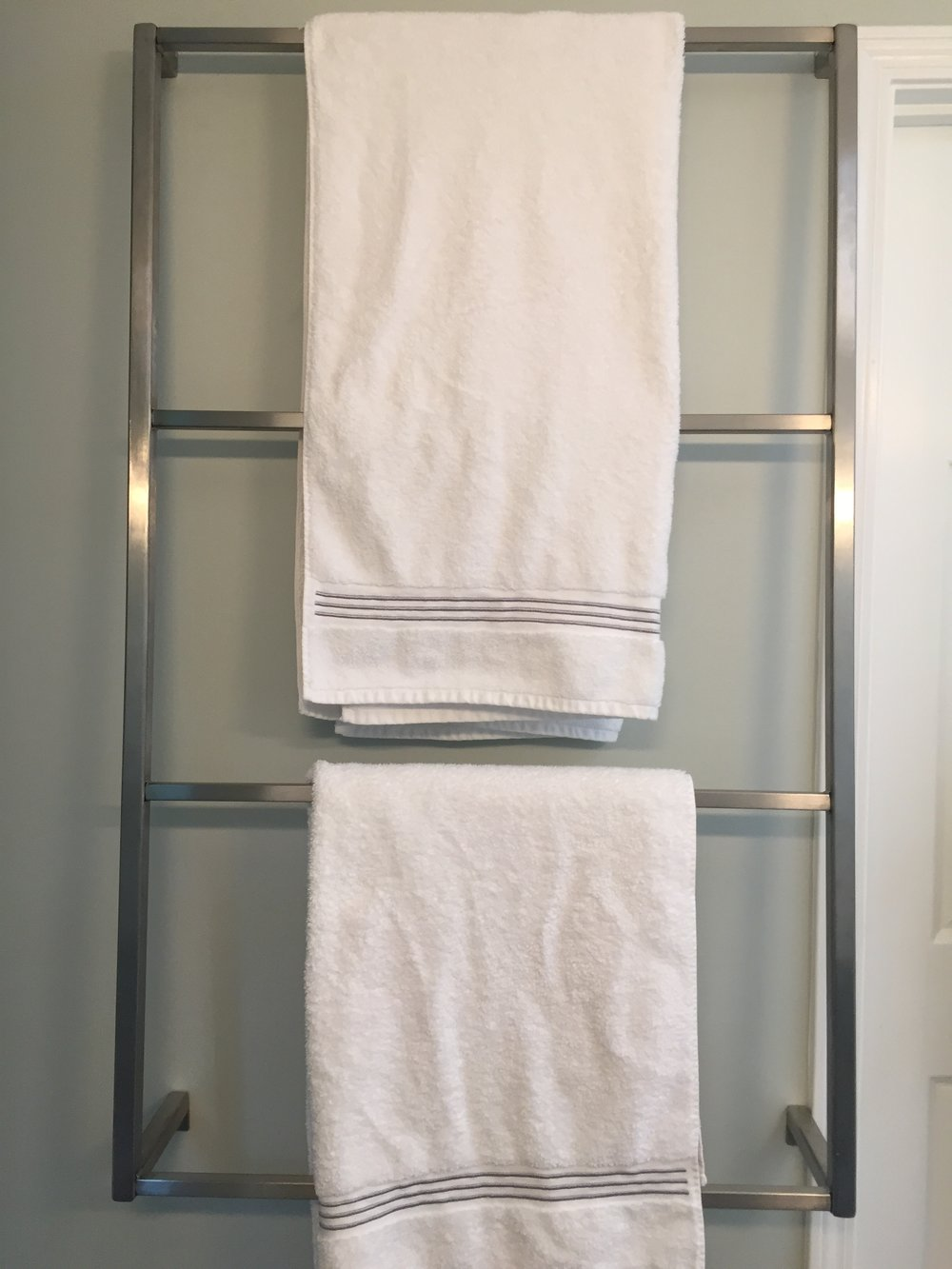 Stainless Steel Towel Ladder