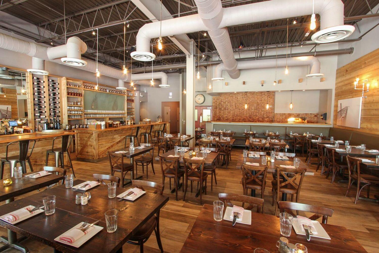 Aventura Miami kosher rib eye steak grilled and other dishes of interest