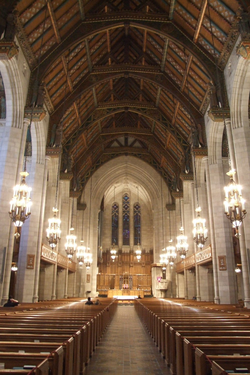 Fourth Presbyterian Church: Chicago IL