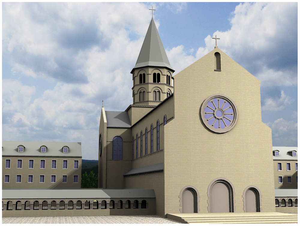 Unbuilt Project: Seminary: