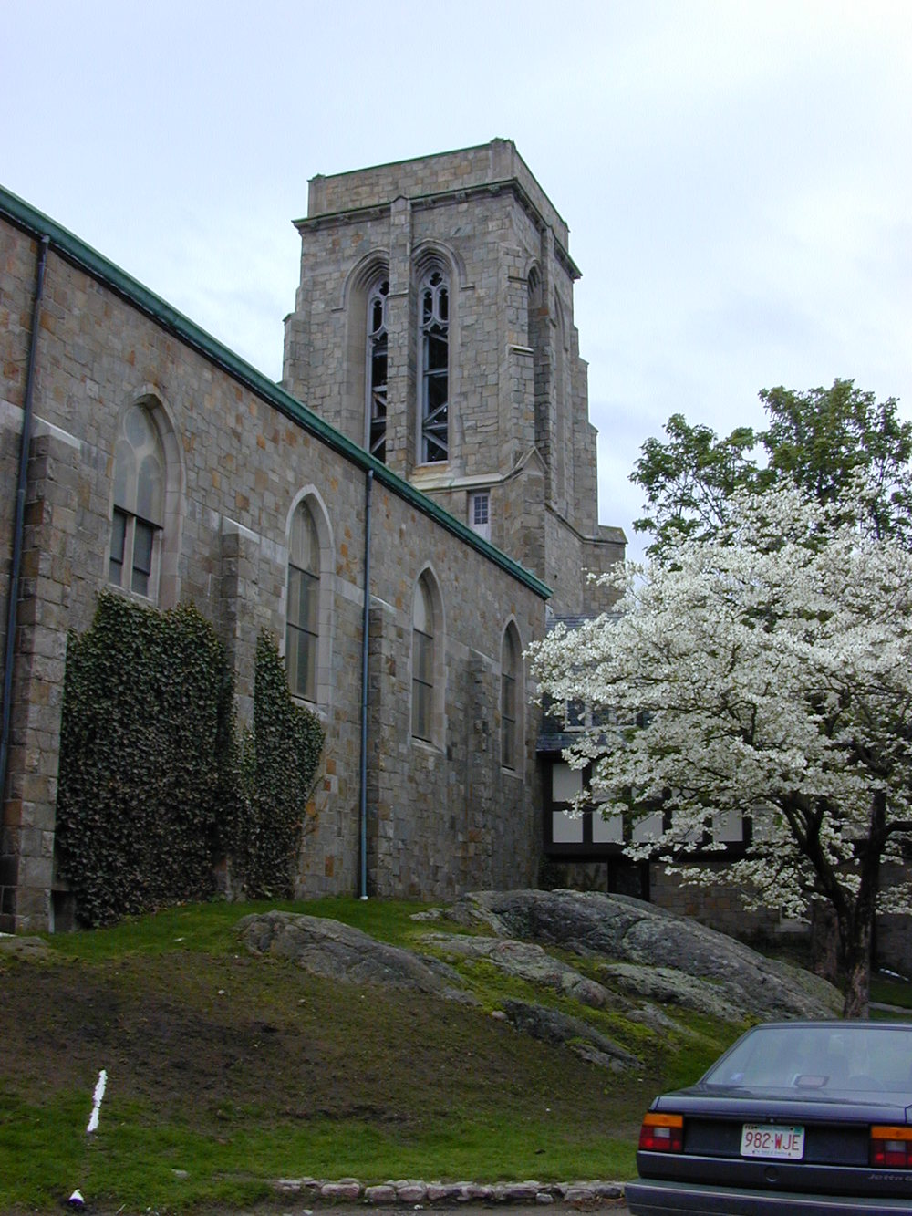 St. Stephen's Church: Cohasset, MA