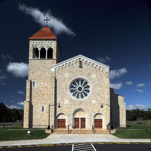 St. John Neumann Catholic Church:     Knoxville, TN: Completed 2008