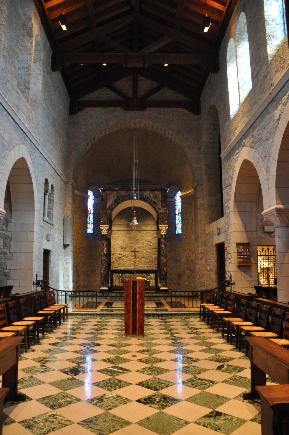 Society of St. John the Evangelist: Cambridge MA