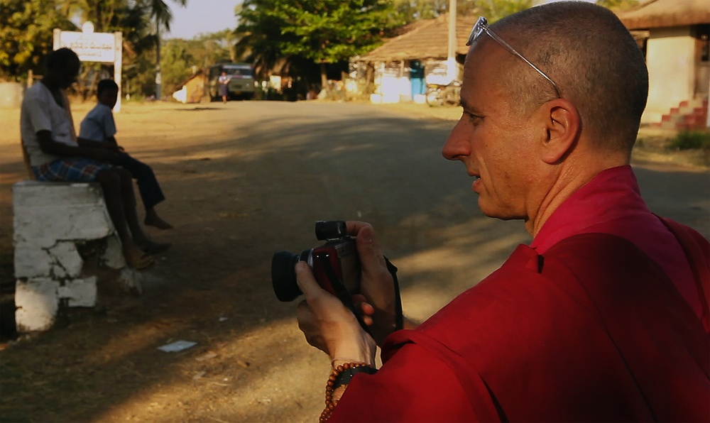Nicky shooting in Indor, India