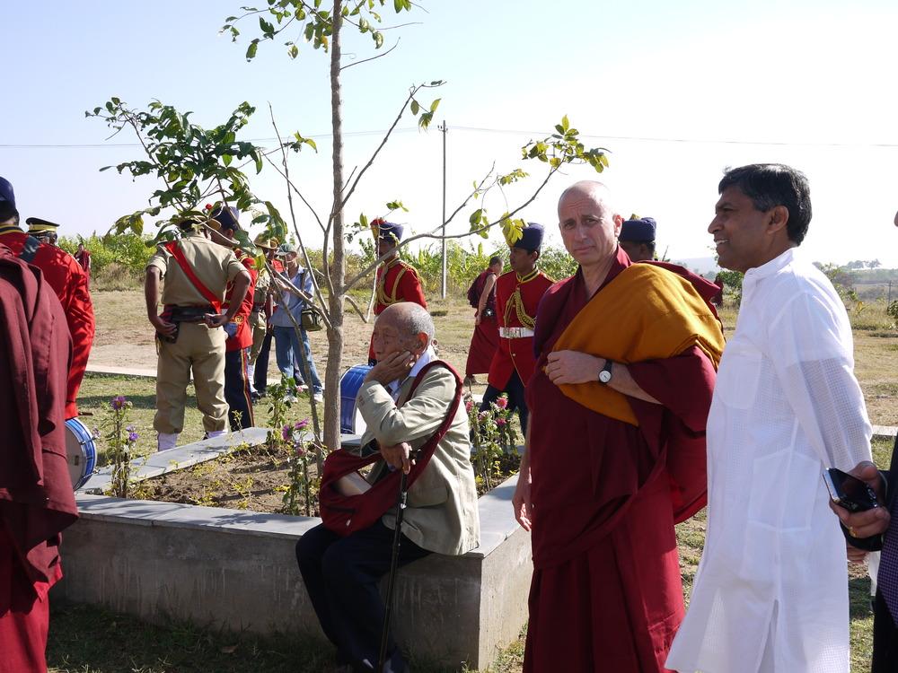 Rato inauguration, 2010