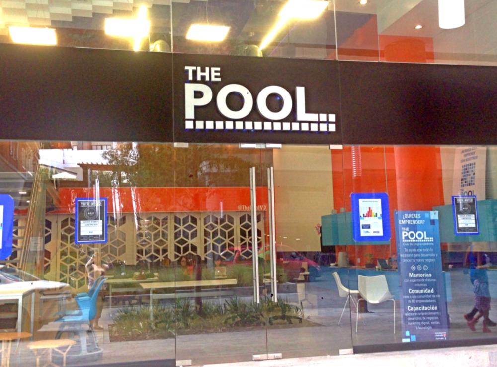 the pool mty