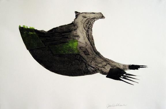 AP Terre félin oiseau