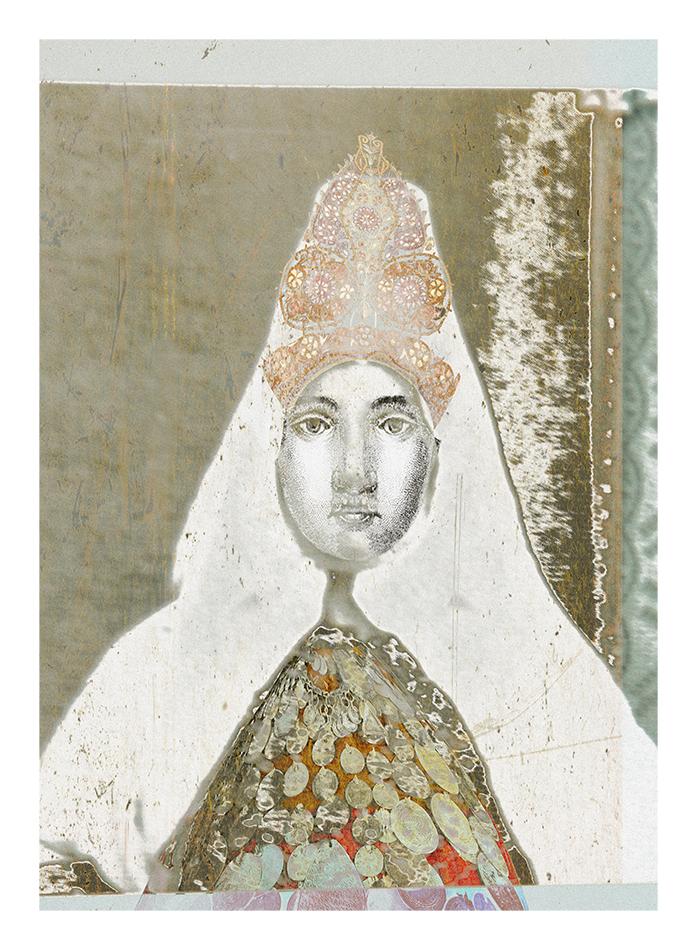 Bride of Galilee VII, 2013 Archival Ink jet print, 1/5