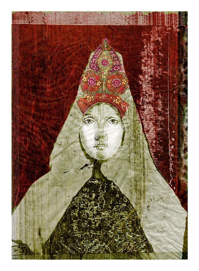 Bride of Galilee, 2013 Archival Ink jet print, 1/5