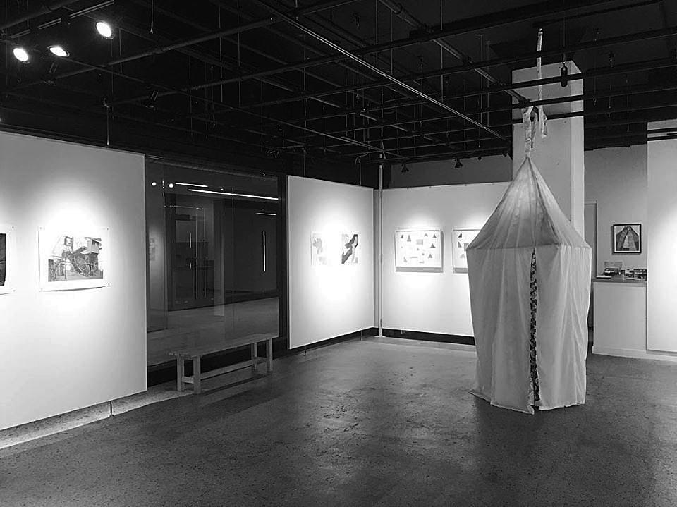 La Relève des Arts Imprimés II - Exposition collective (2017)