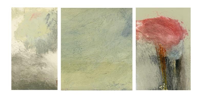 Denis Malo,  Éclaircie , Estampe numérique sur papier Moulin du Gué, 35,5 X 46 cm, 2018