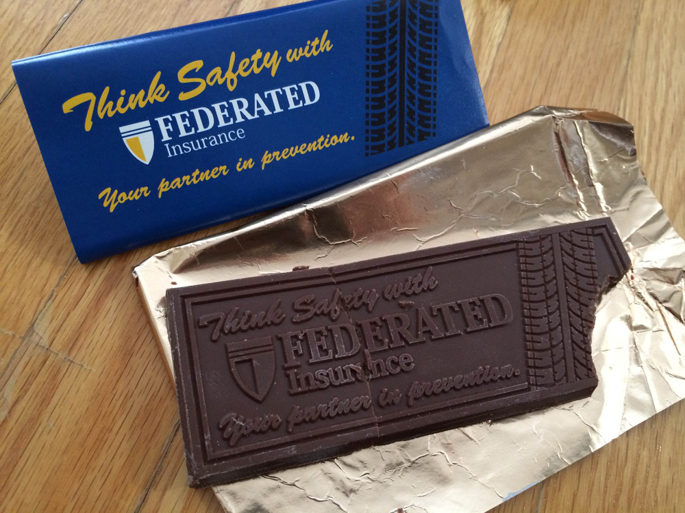 Chocolate Bar: Federated Insurance
