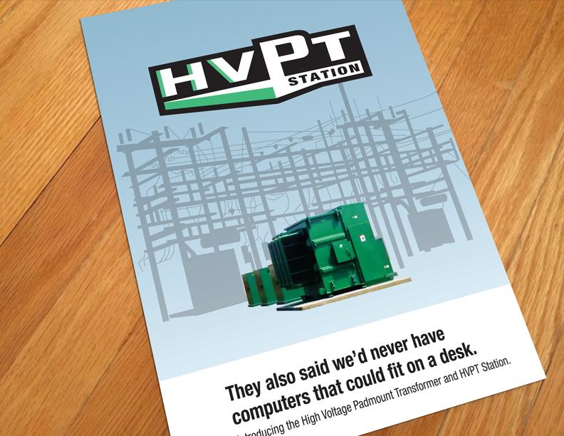 Brochure: HVPT Station