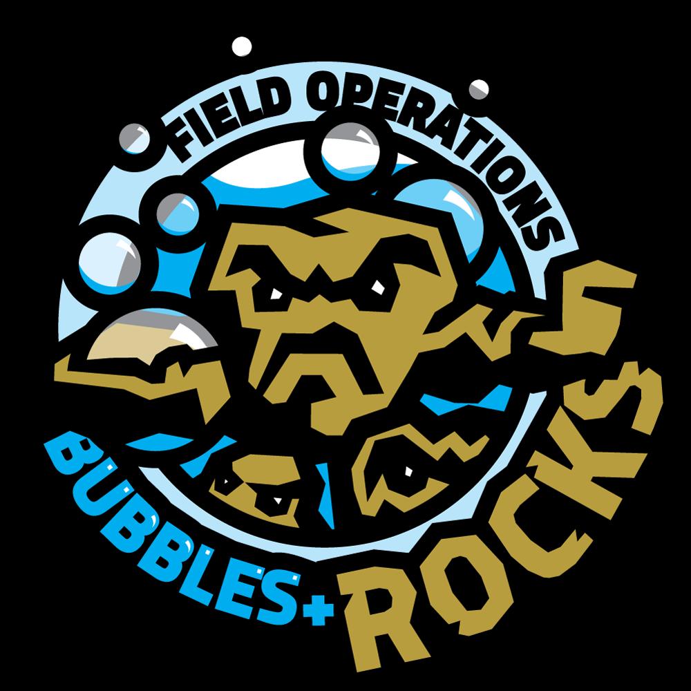 Field Operations Bubbles + Rocks