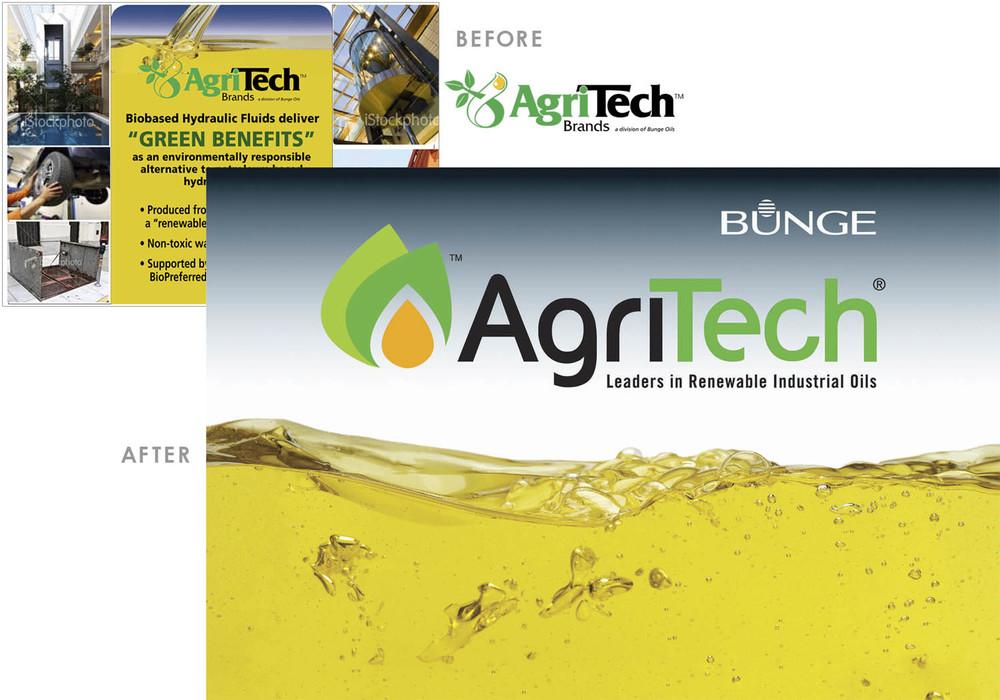 Bunge Agritech re-Branding