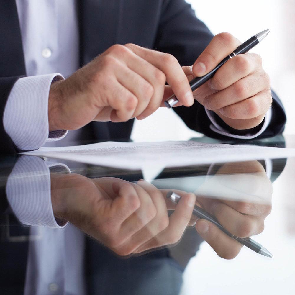 Refocusing a Consultancy