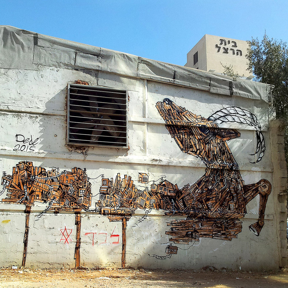 Letting Go, Tel-Aviv, 2015