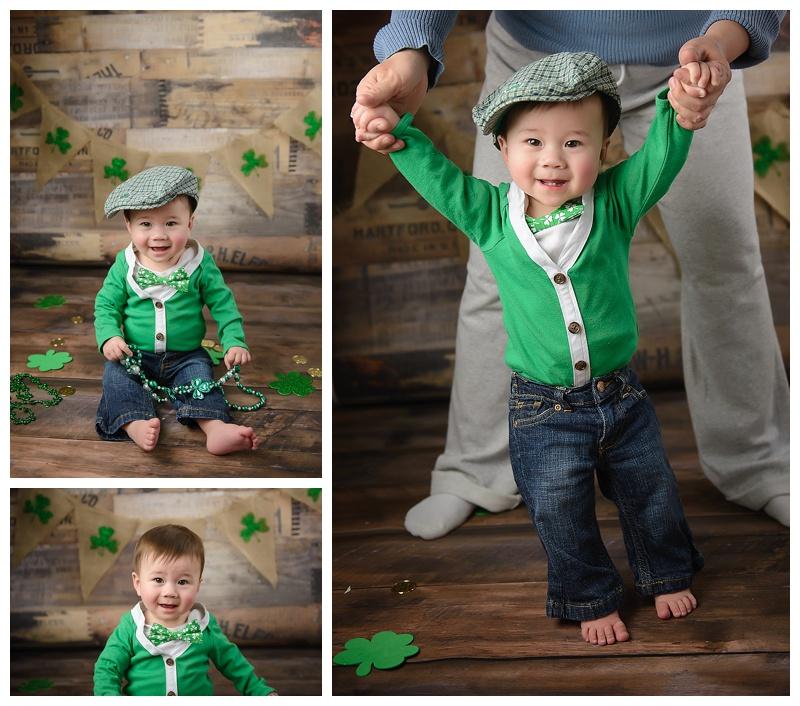 Luck o' the Irish !